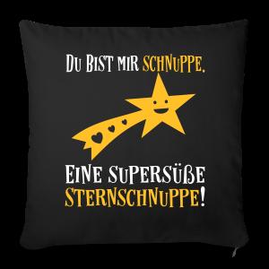 Liebe Valentinstag Partner Sprüche - Sternschnuppe Sonstige - Sofakissenbezug 44 x 44 cm