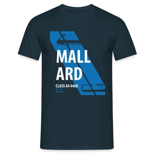 Rail Nation Lok Mallard II, versch. Farben - Männer T-Shirt