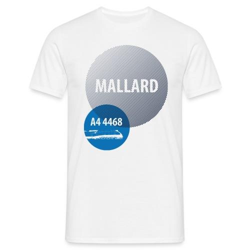 Rail Nation Lok Mallard I, versch. Farben - Männer T-Shirt