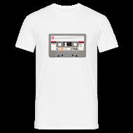 T-Shirts ~ Men's T-Shirt ~ Retro Cassette - front only