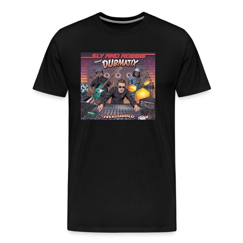 Sly & Robbie meet Dubmatix - Men's Premium T-Shirt