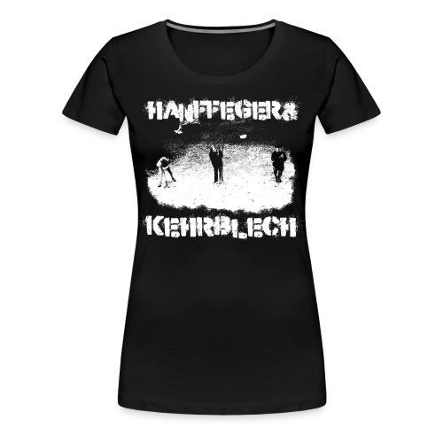 Hanffeger & Kehrblech 3 - Girly - Frauen Premium T-Shirt