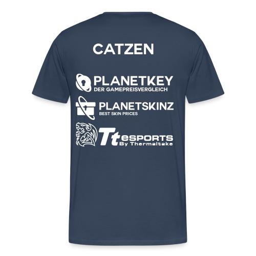 TPZ - CATZEN - Männer Premium T-Shirt