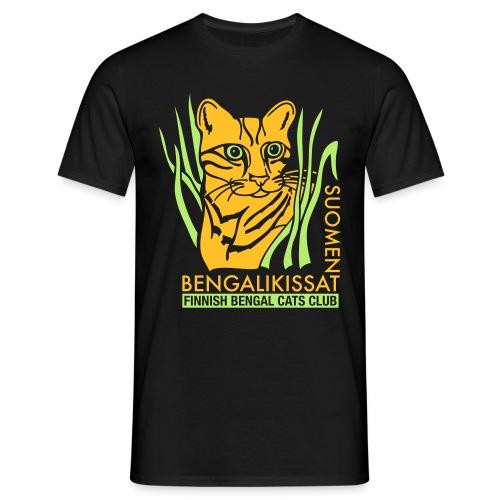 Tyyppi 1 - miesten t-paita - Miesten t-paita