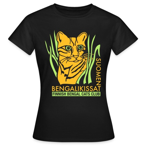 Tyyppi 1 - naisten t-paita - Naisten t-paita