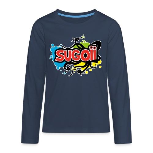 Sugoii !! - Teenager Premium Langarmshirt