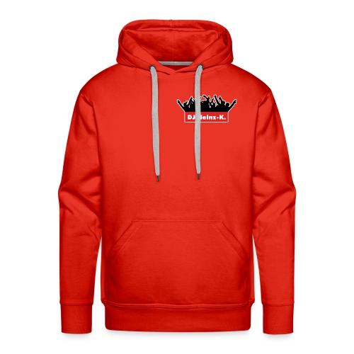 Hoody Fröhlich rot - Männer Premium Hoodie