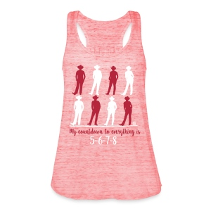 My Countdown - Linedance - Frauen Tank Top von Bella