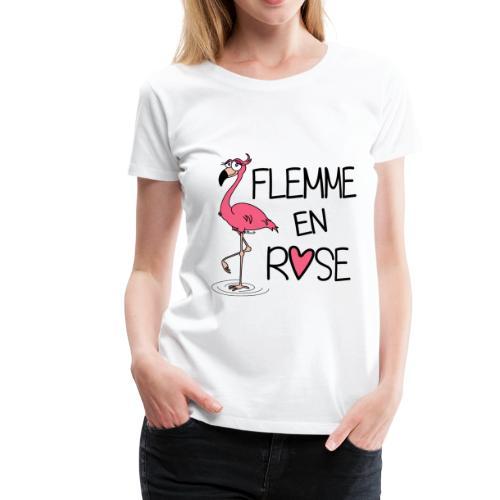 Flamant Rose / Flemme en Rose