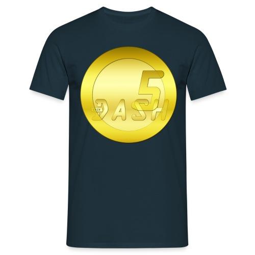 5 Dashcoin - Männer T-Shirt