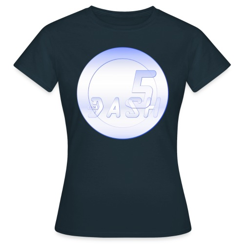 5 Dashcoin - Frauen T-Shirt