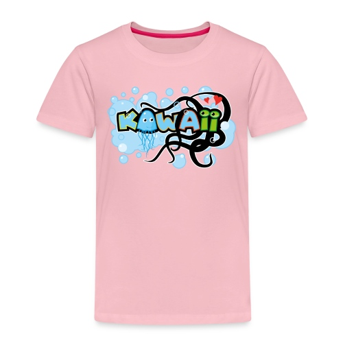 Kawaii !! - Kinder Premium T-Shirt