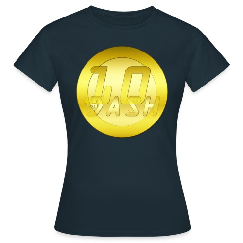 10 Dashcoin - Frauen T-Shirt