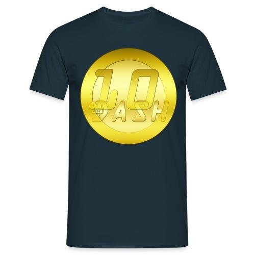 10 Dashcoin - Männer T-Shirt