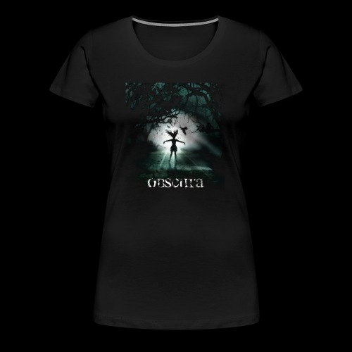 Obscura Shirt Girlie - Frauen Premium T-Shirt