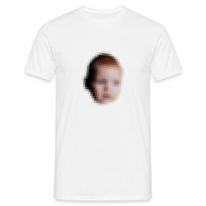 Pixel Baby - Männer T-Shirt