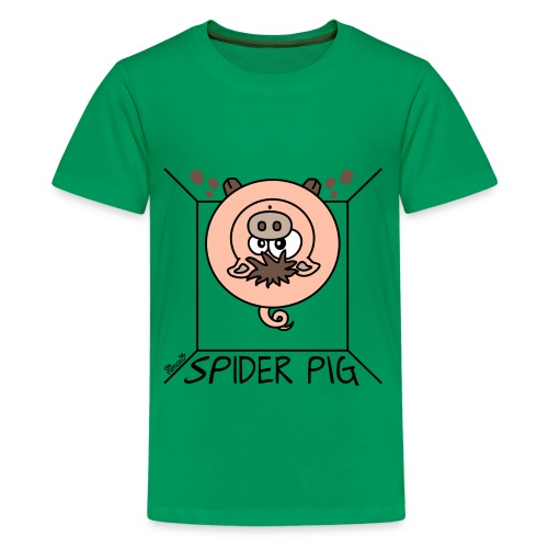 Spider-Pig, Cartoon (Song)