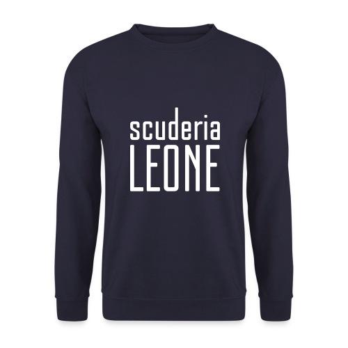 Scuderia Leone WHITE_navy Sweater - Men's Sweatshirt