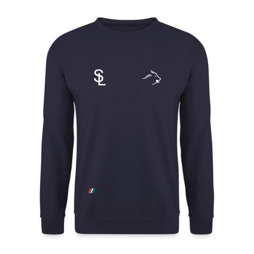 SL_navy Sweater - Men's Sweatshirt