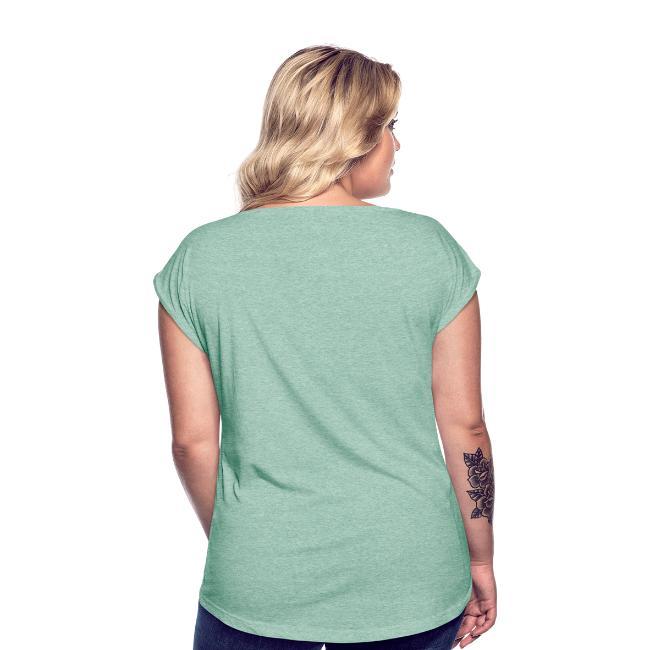 """T-shirt Femme """"Vivre d'amour et de Mojitos"""""""