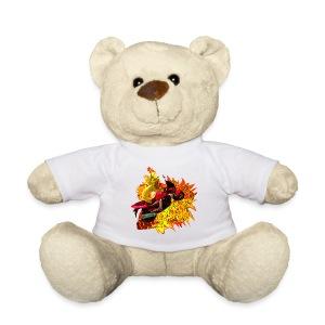 Bamse, Let out the wildcat 2 - Teddybjørn
