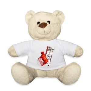 Bamse, Let out the Bull - Teddybjørn