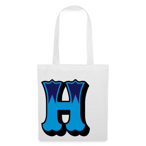 'H' Tote Bag - Tote Bag