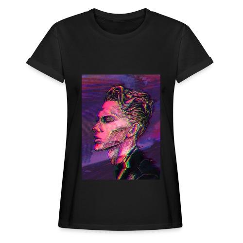 Women's Oversized Tee - Women's Oversize T-Shirt