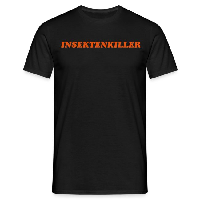 Insektenkiller 19 Farben, Motiv orange