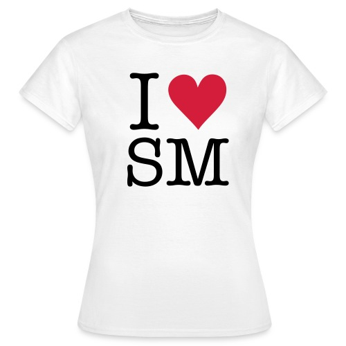 Womens I love St Mawes T-Shirt - Women's T-Shirt