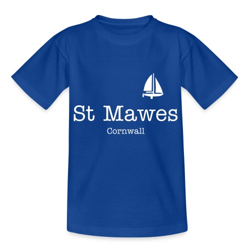 Kids St Mawes T-Shirt - Teenage T-Shirt