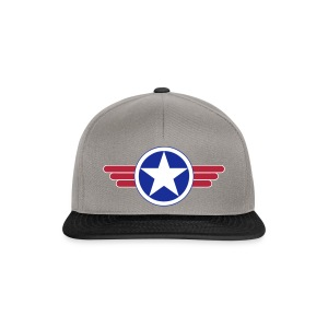 US Army design - Casquette snapback