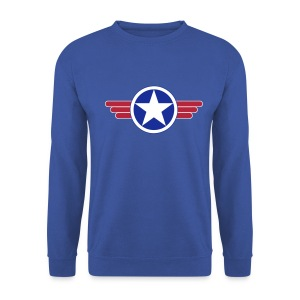 US Army design - Sweat-shirt Homme