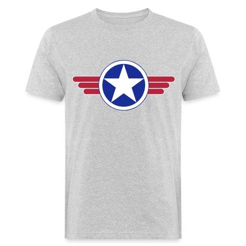 US Army design - T-shirt bio Homme