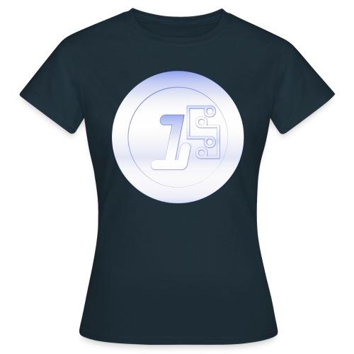 1 Digitalcoin - Frauen T-Shirt