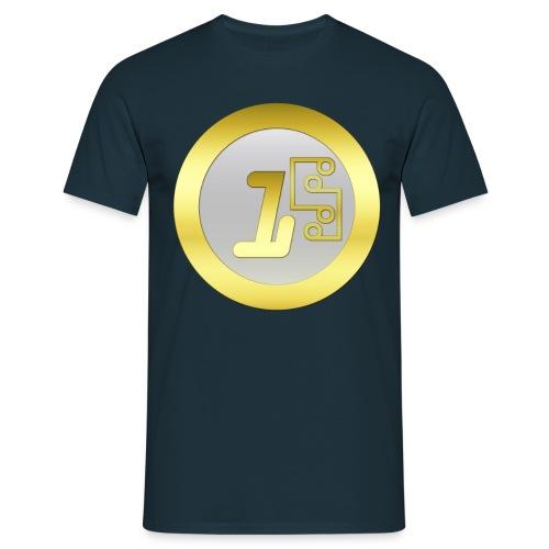 1 Digitalcoin - Männer T-Shirt
