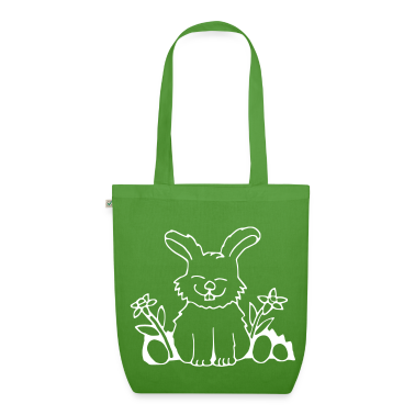 Leaf green easter  Bags