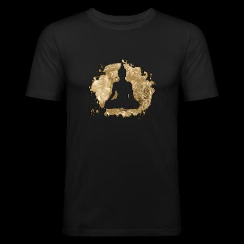 Esprit libre - T-shirt près du corps Homme