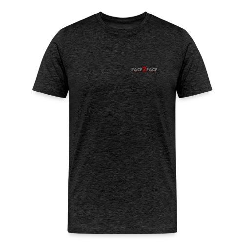 FACE2FACE Shirt - Männer Premium T-Shirt