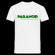 T-Shirts ~ Men's T-Shirt ~ Paranoid