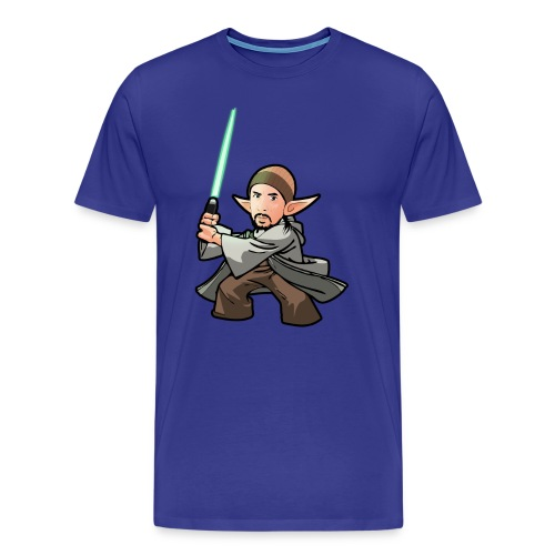 Buckie Jedi - Camiseta premium hombre