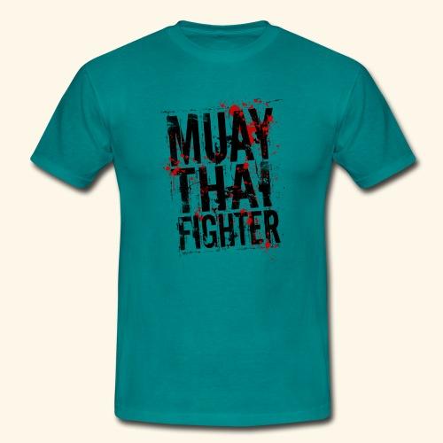 Muay Thai Fighter T-Shirt 2018 - Männer T-Shirt
