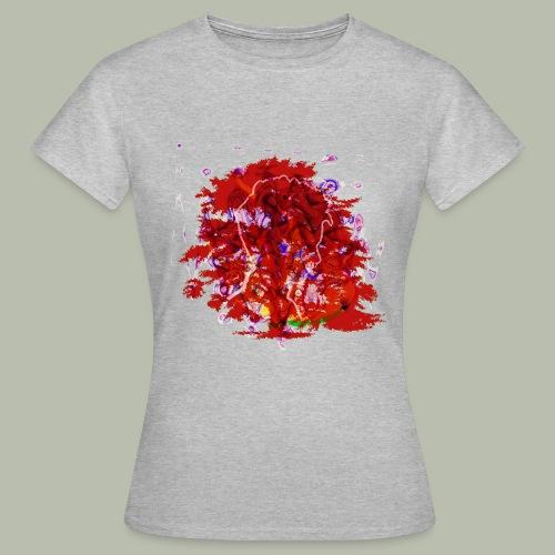 Frauen T-shirt Explosion - Frauen T-Shirt