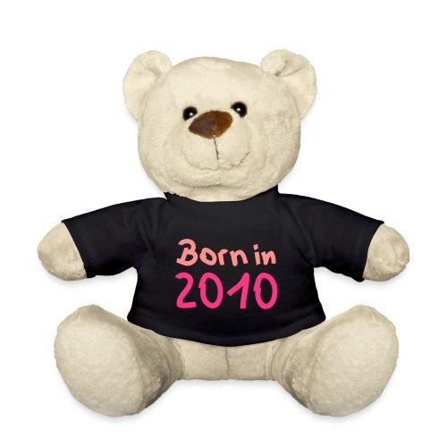 Born in - Teddy Bear