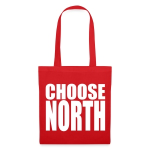 Choose North Tote Bag - Tote Bag