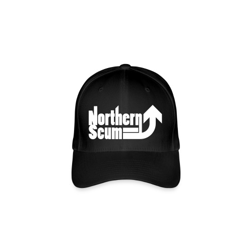 Northern Scum Flexi Cap - Flexfit Baseball Cap