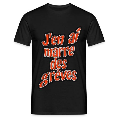 Tee Shirt Greve - T-shirt Homme