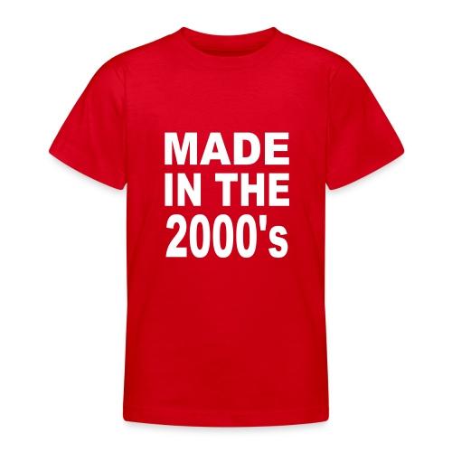 kinder t shirt - Teenager T-shirt