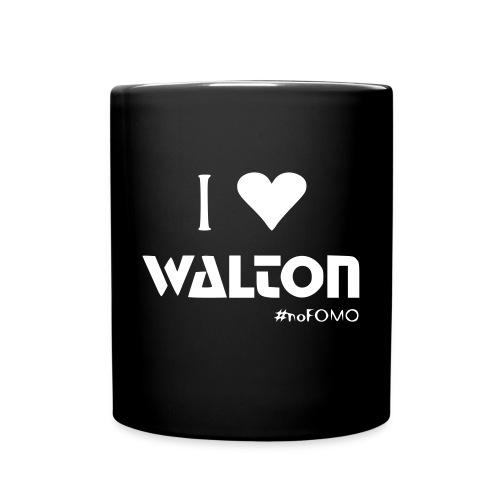 I love Walton #noFOMO Mug #2 | Talk Crypto To Me - Tasse einfarbig