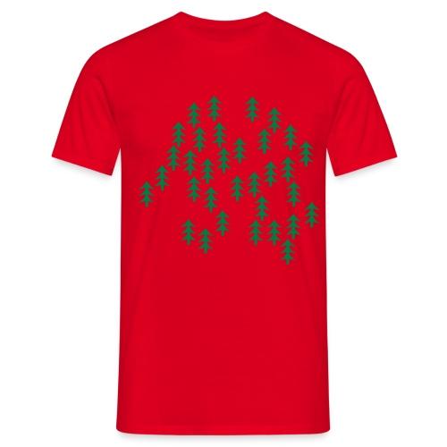 wald - Männer T-Shirt